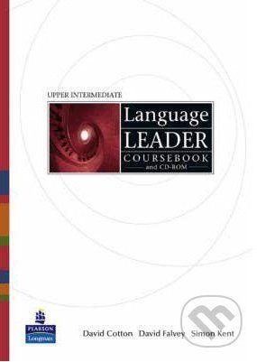 Pearson, Longman Language Leader - Upper Intermediate - D. Cotton cena od 480 Kč
