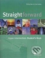 MacMillan Straightforward - Upper Intermediate - Student's Book - Philip Kerr cena od 279 Kč
