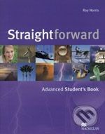 MacMillan Straightforward - Advanced - Student's Book - cena od 320 Kč
