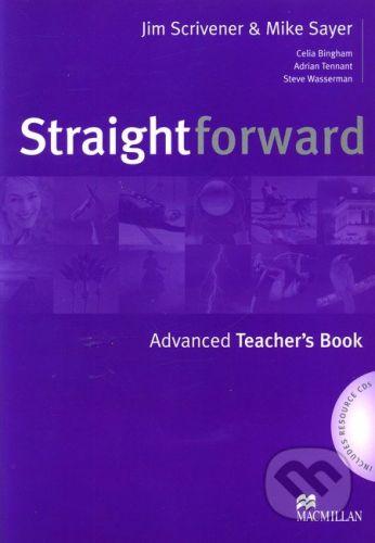 MacMillan Straightforward - Advanced - Teacher's Book - Jim Scrivener, Mike Sayer cena od 796 Kč