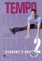 MacMillan Tempo 2 - Student's Book - Chris Barker cena od 239 Kč