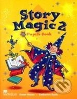 MacMillan Story Magic 2 - Pupil's Book - Susan House, Katharine Scott cena od 292 Kč