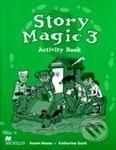 MacMillan Story Magic 3 - Activity Book - Susan House, Katharine Scott cena od 196 Kč