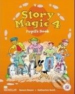 MacMillan Story Magic 4 - Pupil's Book - Susan House, Katharine Scott cena od 292 Kč