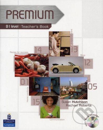 Pearson, Longman Premium - B1 - Rachael Roberts cena od 806 Kč