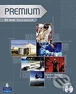 Pearson, Longman Premium - B2 - Richard Acklam, Araminta Crace cena od 522 Kč