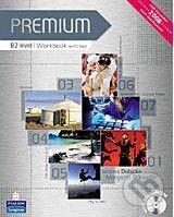 Pearson, Longman Premium - B2 - Iwona Dubicka, Margaret O'Keeffe cena od 373 Kč