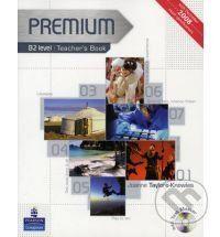 Pearson, Longman Premium - B2 - J. Taylor-Knowles cena od 806 Kč
