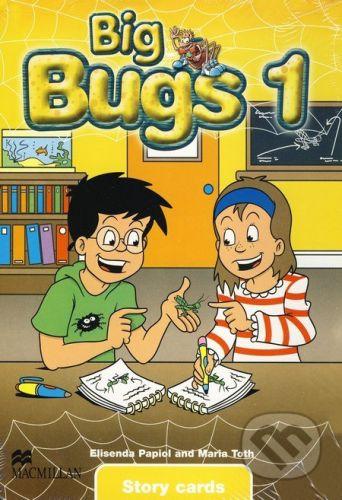 MacMillan Big Bugs 1 - Storycards - cena od 517 Kč