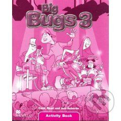 XXL obrazek MacMillan Big Bugs 3 - Activity Book - Carol Read