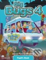 MacMillan Big Bugs 4 - Pupil's Book - Elisenda Papiol, Maria Toth cena od 288 Kč