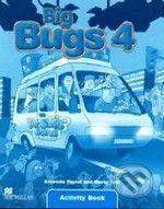 MacMillan Big Bugs 4 - Activity Book - Elisenda Papiol cena od 208 Kč
