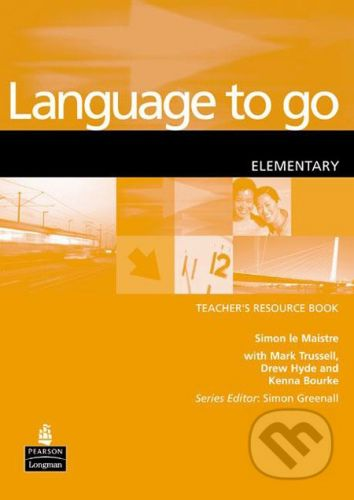 Pearson, Longman Language to Go - Elementary - Simon le Maistre, Carina Lewis cena od 998 Kč