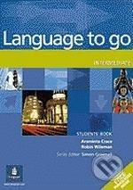 Pearson, Longman Language to Go - Intermediate - Araminta Crace, Robin Wileman cena od 1079 Kč