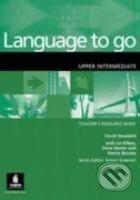 Pearson, Longman Language to Go - Upper Intermediate - Antonia Clare, J.J. Wilson cena od 1079 Kč