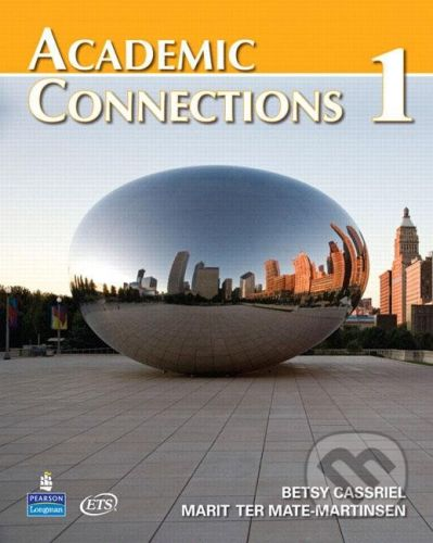 Pearson, Longman Academic Connections 1 - Betsy Cassriel, Marit Ter Mate-Martinsen cena od 828 Kč