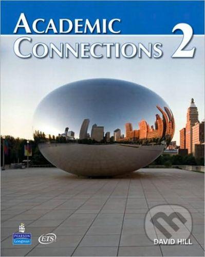 Pearson, Longman Academic Connections 2 - David Hill, Marit Ter-Mate Martisen cena od 828 Kč