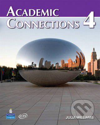 Pearson, Longman Academic Connections 4 - Julia Williams cena od 801 Kč