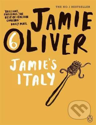 Penguin Books Jamie's Italy - Jamie Oliver cena od 482 Kč