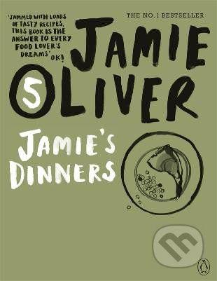 Penguin Books Jamie's Dinners - Jamie Oliver cena od 523 Kč