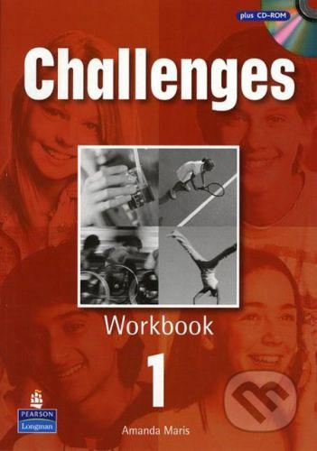 Pearson, Longman Challenges 1 - Amanda Maris cena od 135 Kč