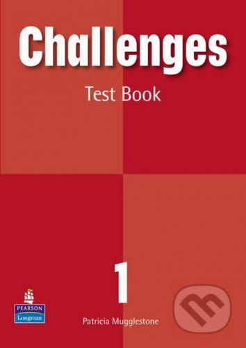 Pearson, Longman Challenges 1 - Patricia Mugglestone cena od 219 Kč