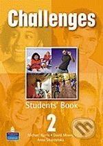 Pearson, Longman Challenges 2 - Michael Harris cena od 344 Kč