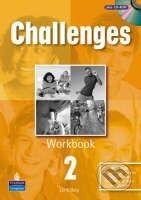 Pearson, Longman Challenges 2 - Michael Harris cena od 157 Kč