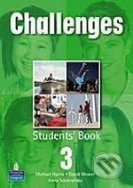 Pearson, Longman Challenges 3 - Michael Harris cena od 344 Kč