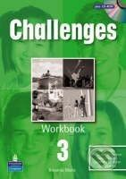 Pearson, Longman Challenges 3 - Michael Harris cena od 154 Kč