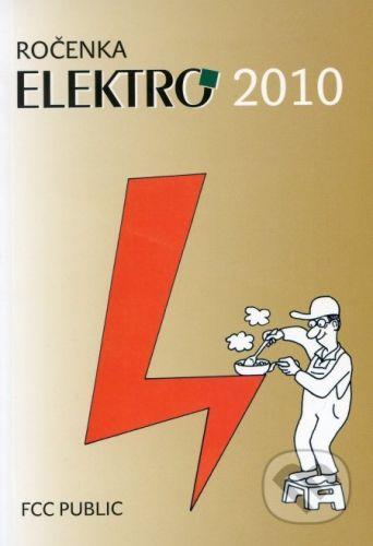 FCC PUBLIC Ročenka ELEKTRO 2010 - cena od 95 Kč