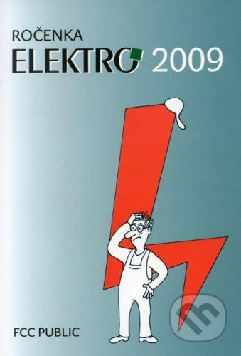 FCC PUBLIC Ročenka ELEKTRO 2009 - cena od 85 Kč