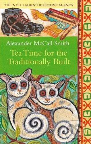 XXL obrazek Abacus Tea Time for the Traditionally Built - Alexander McCall Smith
