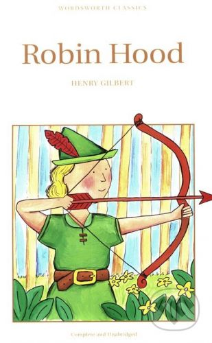Adrian Gilbert: Robin Hood - Adrian Gilbert cena od 65 Kč