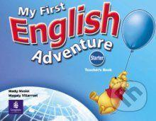 Pearson, Longman My First English Adventure - Starter - Mady Musiol, Magaly Villarroel cena od 716 Kč
