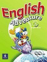 Pearson, Longman English Adventure - Starter A - Cristiana Bruni cena od 291 Kč