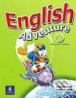 Pearson, Longman English Adventure - Starter A - Cristiana Bruni cena od 938 Kč