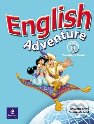 Pearson, Longman English Adventure - Starter B - Cristiana Bruni cena od 926 Kč