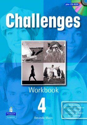Pearson, Longman Challenges 4 - Amanda Maris cena od 143 Kč
