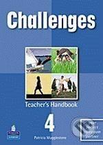 Pearson, Longman Challenges 4 - Patricia Mugglestone cena od 812 Kč