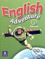 Pearson, Longman English Adventure 1 - Anne Worrall cena od 291 Kč