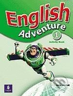 Pearson, Longman English Adventure 1 - Anne Worrall cena od 206 Kč