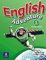 Pearson, Longman English Adventure 1 - Anne Worrall cena od 893 Kč