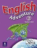 Pearson, Longman English Adventure 2 - Anne Worrall cena od 872 Kč