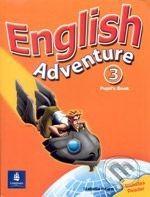 Pearson, Longman English Adventure 3 - Izabella Hearn cena od 287 Kč
