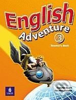 Pearson, Longman English Adventure 3 - Izabella Hearn cena od 883 Kč