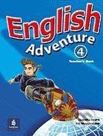 Pearson, Longman English Adventure 4 - Izabella Hearn cena od 851 Kč