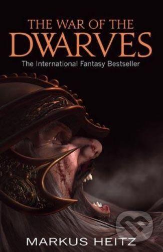 Heitz Markus: War Of Dwarves cena od 252 Kč