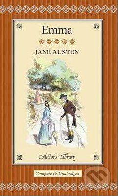 Jane Austen: Emma cena od 212 Kč