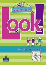 Pearson, Longman Look! 1 - Steve Elsworth, Jim Rose cena od 346 Kč